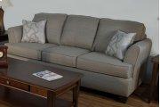 Vibrant Grey / Whirlwind Rhodium Sofa Product Image