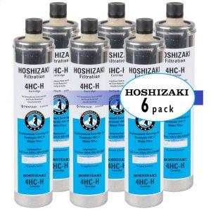 HoshizakiWater Filter Cartridge - 6 Pack
