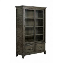 Darby Display Cabinet Package