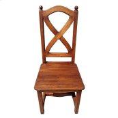 Zamora X Back Chair