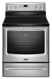 30-inch Wide Electric Range with Convection and Warming Drawer - 6.2 cu. ft. Product Image