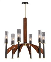 Merge 6-Light Chandelier