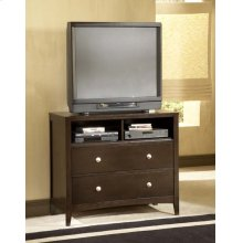 Tiburon II Bentwood TV Chest