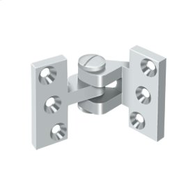 Intermediate Hinge - Polished Chrome