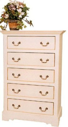 """#142 Clayton Chest of Drawers 32""""wx19""""dx50""""h"""