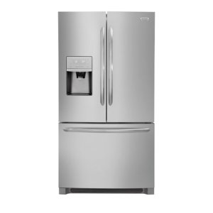 Gallery 26.8 Cu. Ft. French Door Refrigerator - STAINLESS STEEL