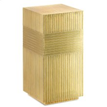 Odense Brass Accent Table