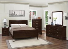 Coaster 4 piece queen bedroom set