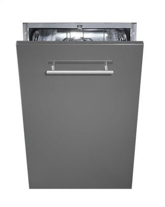 "18"" (45cm) wide fully integrated tall tub dishwasher"