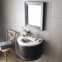 Bordeaux Vanity Suite in Anvil