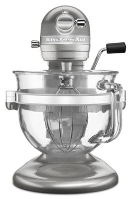 Professional 6500 Design Series 6 Quart Bowl-Lift Stand Mixer - Imperial White