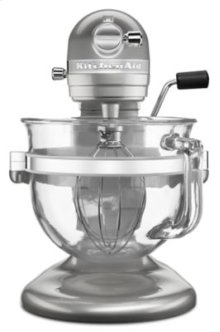 Professional 6500 Design Series 6 Quart Bowl-Lift Stand Mixer - Imperial White