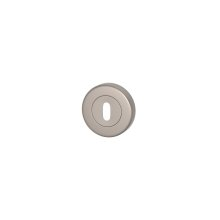 Slotted Escutcheons In Satin Nickel