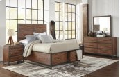 Studio 16 Cal King Footboard, Drawers, and Slats