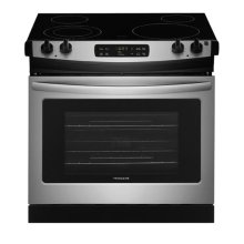 30'' Drop-In Electric Range