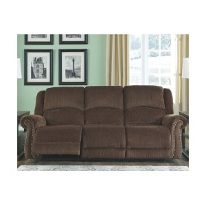 Ashley FurnitureSIGNATURE DESIGN BY ASHLEPWR REC Sofa with ADJ Headrest