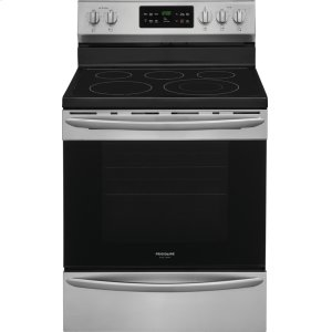 Gallery 30'' Electric Range - STAINLESS STEEL