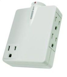 Philips Surge protector SPP2130WA Travel 3 outlets