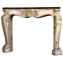 French Fireplace Surround