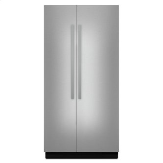 Jenn-Air™ 42-Inch Built-In Side-by-Side Refrigerator