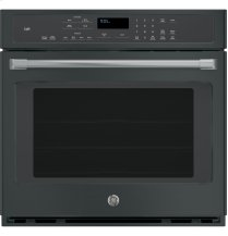 """GE Caf(eback) Series 30"""" Built-In Single Convection Wall Oven"""
