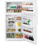 GE® 21.0 Cu. Ft. Top-Freezer Refrigerator