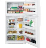 GE® 21.0 Cu. Ft. Top-Freezer Refrigerator