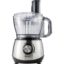 8-Cup Stainless Steel Food Processor