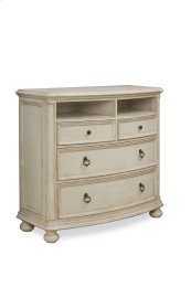 Provenance Media Chest - Linen