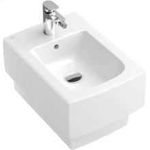 Bidets wall-mounted - White Alpin