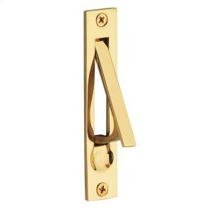 Lifetime Polished Brass Edge Pull Product Image