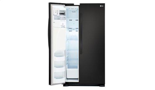 "22 cu. ft. Side-by-Side Refrigerator (33"" Width, Under 66"" Height)"