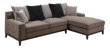 2pc Sectional-1-lsf Love-1-rsf Chaise