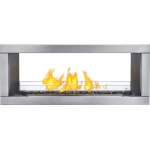 Napoleon FireplacesGalaxy See Thru , Stainless Steel , Propane