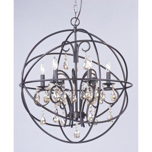 Orbit 6-Light Pendant