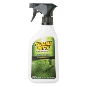 Ge AppliancesCerama Bryte Granite Cleaner