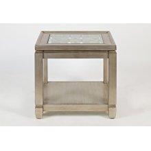 Casa Bella Chairside Table