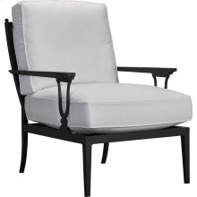 Winterthur Estate Lounge Chair - X-Back