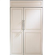 "GE Monogram® 48"" Built-In Side-by-Side Refrigerator"
