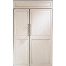 "GE Monogram® 48"" Built-In Side-by-Side Refrigerator"