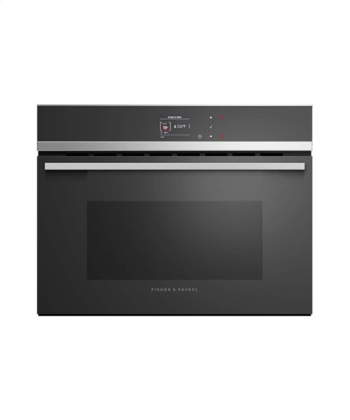 Built-in Combination Steam Oven 24""