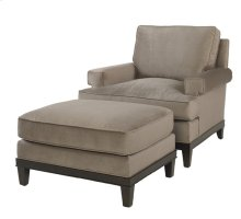Rugby Road Ottoman 9043-OT