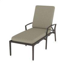 Phoenix Cushion Chaise Lounge