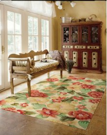 Fantasy Fa17 Crm Rectangle Rug 1'9'' X 2'9''