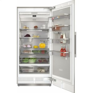 MieleK 2901 SF MasterCool refrigerator For high-end design and technology on a large scale.
