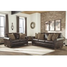 Nicorvo Coffee Living Room Set