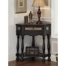 1 Drw Corner Table