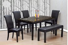 6 Pc. Paris Dining Set