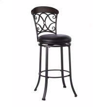 Trevelian Swivel Counter Stool