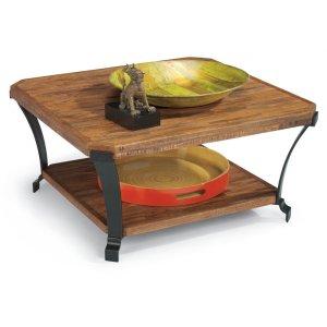 FlexsteelHOMEKenwood Square Coffee Table